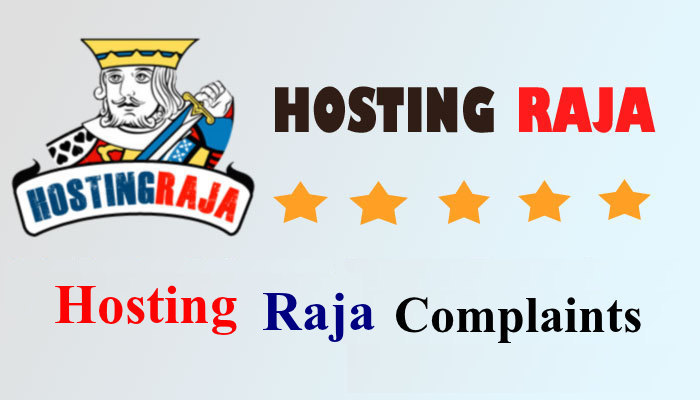 Hosting-Raja-Complaints